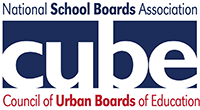 Council of Urban Boards of Education logo